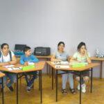 Отборите на III и IV клас